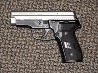 Sig SAUER P-220 FACTORY REFURBISHED .45 ACP PISTOL
