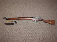 ENFIELD O4 MK I ALL MATCHING 1943 BSA RIFLE HOLLAND AND HOLLAND REBUILD...