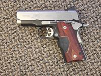 KIMBER ULTRA CDP .45 ACP WITH CRIMSON TRACE LASER GRIPS