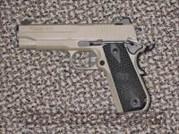 SIG SAUER 1911 SPECIAL EDITION CARRY COMMANDER 511 VERSION