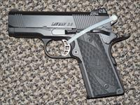 STI 3.0 LAWMAN 9 MM CARRY-READY PISTOL