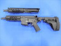 "PWS (Primary Weapons Systems) FOLDING STOCK  MODEL 107P  ""MODERN MUSKET"" AR PISTOL IN 5.5 6"