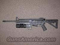 CORE 15 M-4 TACTICAL RIFLE WITH SPIKES FLARE LAUNCHER