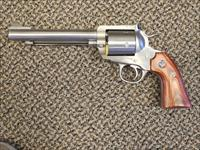RUGER BISLEY SUPER BLACKHAWK IN .454 CASULL