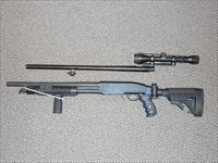 BLACK ACES TACTICAL SSP 12-GAUGE SHOTGUN WITH FOLDING STOCK one or two barrels.....