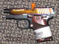 "SIG SAUER P-238 ""RAINOW"" .380 ACP REDUCED!"
