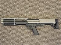 "KEL-TEC KSG 12 GA SHOTGUN IN RARE ""TUNGSTON"" COLOR!"