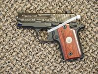 SIG SAUER P-238 ENGRAVED/ROSEWOOD .380 ACP