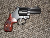 S&W MODEL 586 PERFORMANCE CENTER CARRY COMP .357 MAGNUM