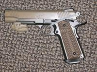 KIMBER WARRIOR SOC .45 ACP PISTOL WITH LASER -- NEW LOWER PRICE!