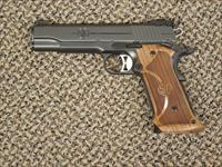 SIG SAUER 1911 SUPER TARGET .45 ACP WITH BLUE FINISH