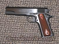 COLT GOVERNMENT MODEL IN .38 SUPER