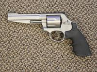 S&W PRO SERIES MODEL 686-PLUS 5-INCH .357 MANUM 7-SHOT REVOLVER