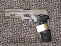 "SIG SAUER MK-25 ""NAVY"" PISTOL FINISHED IN FDE"