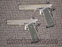 SIG SAUER 1911 SCORPION PISTOLS SOLD AS PAIR OR INDIVIDuALLY....