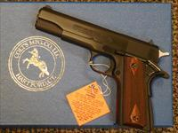 "COLT ""NEW MODEL"" SERIES 70 GOVERNMENT MODEL 1911 .45 ACP"