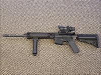 LMT (Lewis Machine & Tool Co.) MODEL DEFENDER 2000 TACTICAL RIFLE WITH GEISSELE SSA-E TRIGGER AND W/ or W/O ACOG 4x32