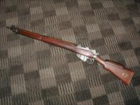 \NO 4 MK 1 SNIPER , SAVAGE, 1942, MADE BY HOLLAND & HOLLAND IN ENGLAND
