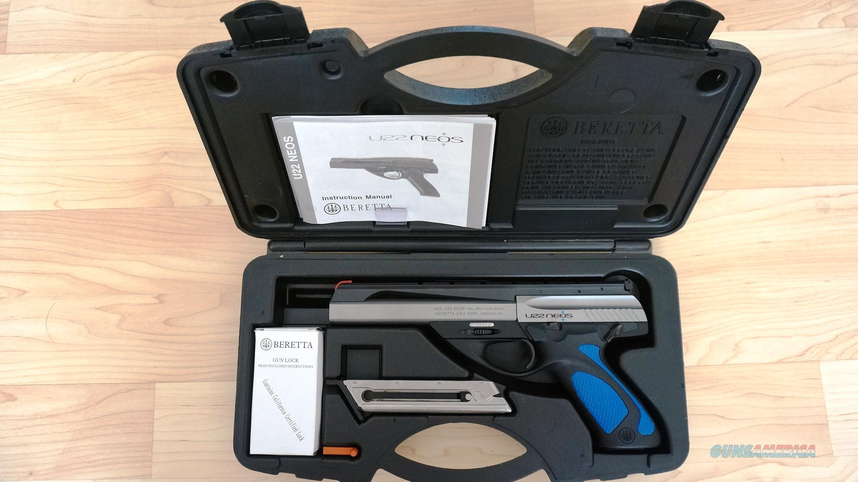 Beretta U22 NEOS Blue Color