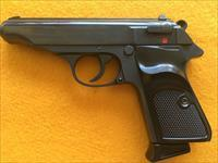 Walther PP .22LR