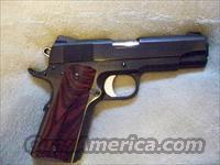 1911 Colt Combat Commander by Rodgers  Pistolsmithing / Teddy Jacobson - Price Reduced