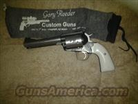 Reeder custom revolver for sale
