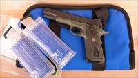 Wilson Combat .45 – TACTICAL ELITE, 100% AS NEW, CASE, PAPERS, vintage firearms inc