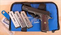 Wilson Combat .45acp – CQB, NIGHT SIGHTS,GREAT BUY, vintage firearms inc