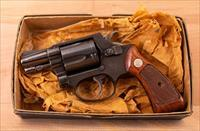 Smith & Wesson Model 36 - FROM 1968 WITH ORIGINAL BOX!