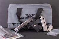 Wilson Combat 9mm – LIGHTWEIGHT COMPACT, AS NEW, CUSTOM ORDER, vintage firearms inc