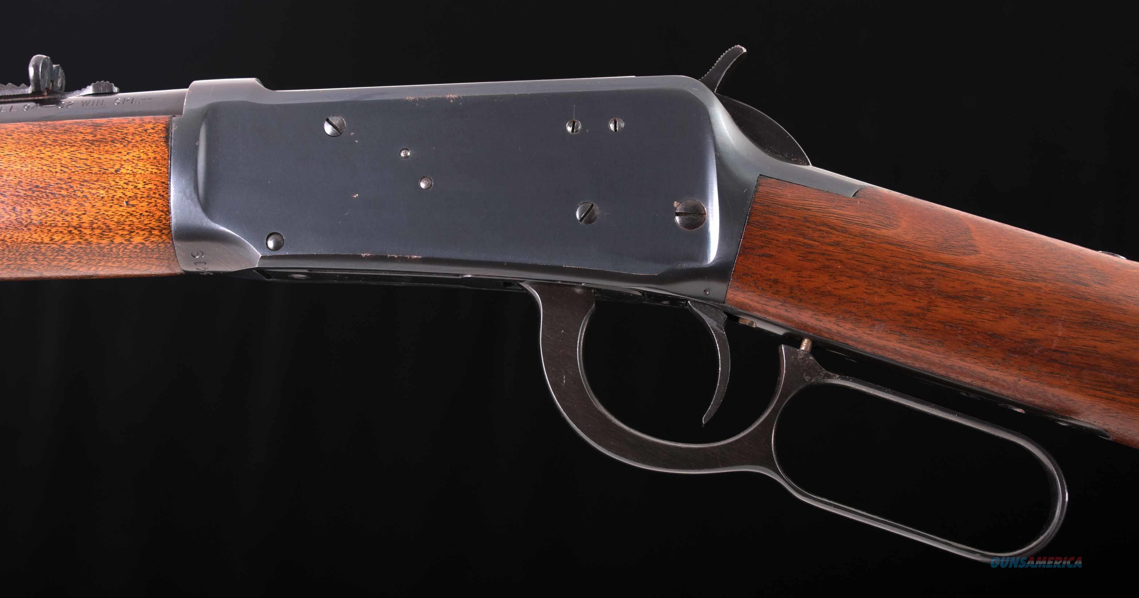 Winchester Model 94 – 99% FACTORY, PRE-1964 , EASTERN CARBINE, vintage  firearms inc