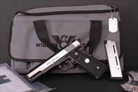 Wilson Combat .45 – CQB ELITE, 100% AS NEW, CUSTOM ORDER, WOW! vintage firearms inc
