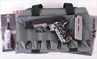 Wilson Combat .45acp – CQB, CUSTOM D'ANGELO AND IVORY GRIPS, MUST SEE! vintage firearms inc