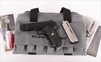Wilson Combat 9mm - ULTRALIGHT CARRY COMMANDER, AS NEW, IN STOCK! vintage firearms inc