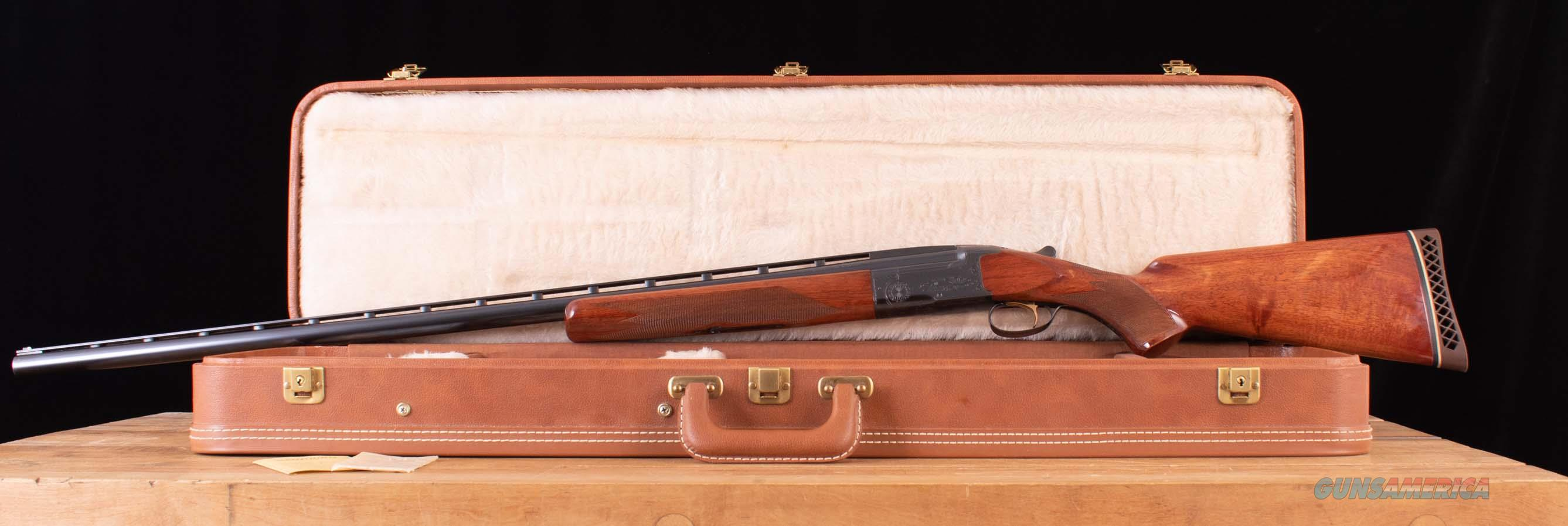Browning BT-99 12 Gauge – 1968, 99%, FIRST YEAR PRODUCTION, CASED, vintage firearms inc