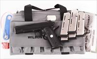 Wilson Combat .45 ACP - TACTICAL SUPERGRADE, AS NEW, IN STOCK! vintage firearms inc