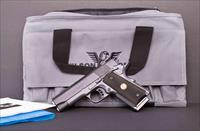 Wilson Combat CQB COMPACT - .45acp, AMBI, NIGHT SIGHTS, AS NEW, vintage firearms inc