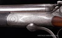Johann Springer .450 x 3 ¼ BPE – HAMMER STALKING RIFLE, 1892, GORGEOUS!