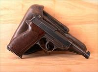 Mauser P38 9mm - BEAUTIFUL GUN WITH MAGAZINE AND HOLSTER