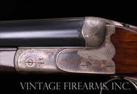 Johann Springer 16 Bore-FINEST OF AUSTRIAN SHOTGUN 5LBS. 11OZ., GORGEOUS!