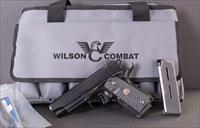 Wilson Combat .45acp – CQB COMPACT, LIGHTWEIGHT, LIGHT RAIL, vintage firearms inc