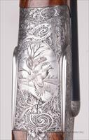 Abbiatico & Salvinelli BEST SIDELOCK EJECTOR .410 GAME GUN BONSI ENGRAVED