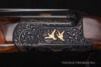 Perazzi Mirage 12 Gauge O/U - DEEPLY ENGRAVED GOLD INLAYS, NICE WOOD!