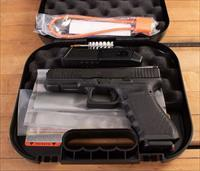 Glock 17 9mm – WILSON COMBAT TUNED, PACKAGE 2 ENHANCED, vintage firearms inc