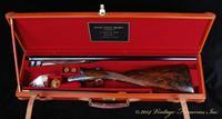 David McKay Brown 20 Gauge SxS Shotgun - CASED! **REDUCED PRICE**
