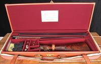 FOX FE EXHIBITION .410 & 28 Gauge SET, AS NEW! FANTASTIC!