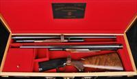 Winchester Model 12 20 Gauge Pump Shotgun - PIGEON, FACTORY 2 BARREL SET
