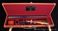 Winchester Model 21 16 Gauge - PIGEON, 21-6 ENGRAVED, FACTORY LETTER, CASED