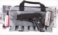 Wilson Combat 9mm –CQB WITH TRITIUM NIGHT SIGHTS, IN STOCK, NEW! vintage firearms inc
