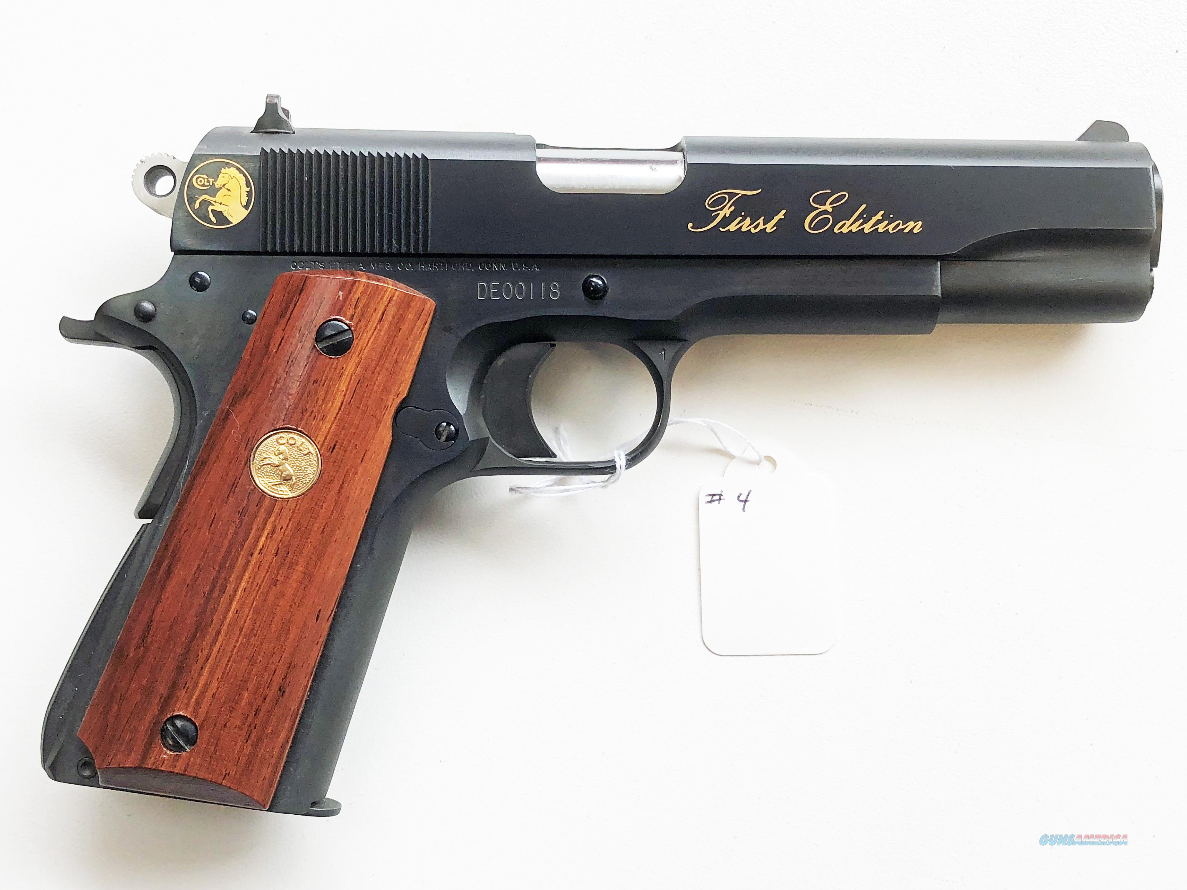 Colt Delta Elite For Sale On Gunsamerica Buy A Colt Delta E